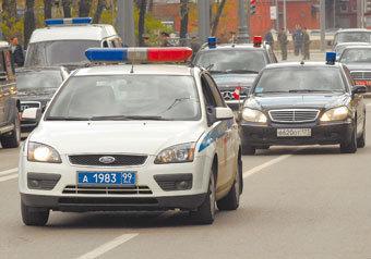 Безопасность  в Москве усилят во много трасс
