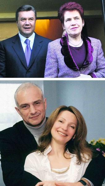 Господин Тимошенко и мадам Янукович