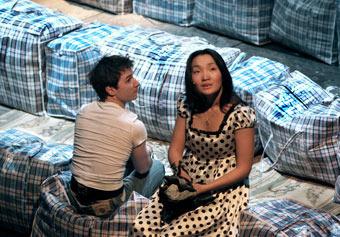 Ромео и Джульетта: любовь гастарбайтеров?