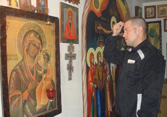 Зона влияния майора Евсюкова. ФОТО