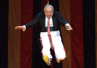 Цирк, политика и рок-н-ролл. ФОТО
