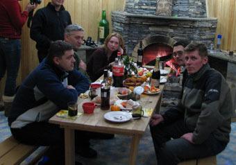 Стать альпинистами хотелось до смерти