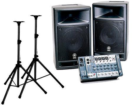 Преимущества аренды звукового оборудования