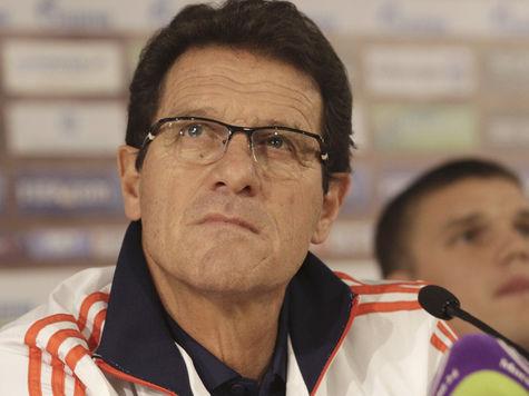 Фабио Капелло закончит карьеру в России?