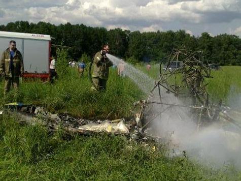 На юге России разбился штурмовик Су-25 — пилот погиб