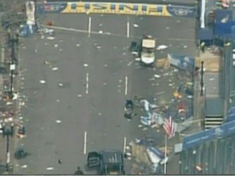 На марафоне в Бостоне совершен крупный теракт