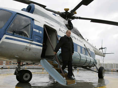Путин оценил свой будущий вип-вертолет