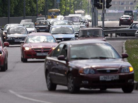 На пешеходные зоны все-таки пустят автомобилистов