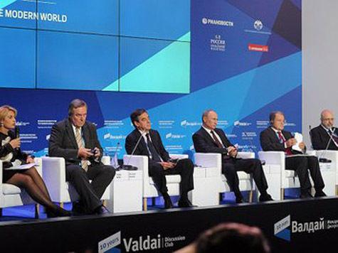 Финал «Валдая»: Новое президентство Путина, гомосексуализм Берлускони и оппозиция
