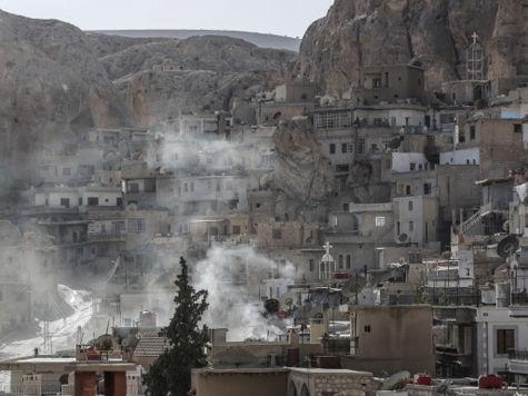Член сирийской оппозиции: в Сирии есть вещи страшнее химоружия
