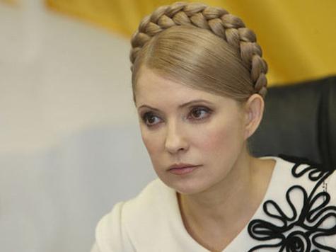 Тимошенко обвинили в растрате 165 млн долларов