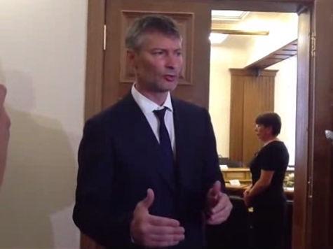 Евгений Ройзман: «В среду суд снимет все вопросы о моем назначении»