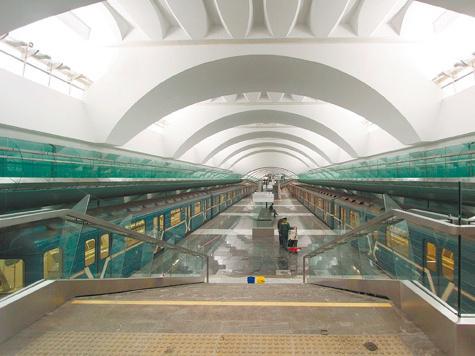 Московское метро разродилось тройней