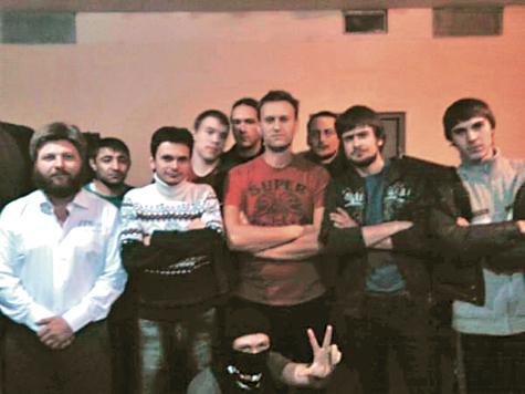 Охранники Навального жалуются на шум