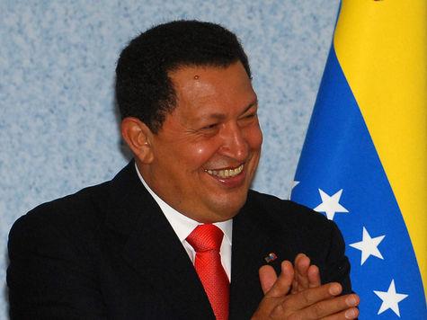 Уго Чавес мог погибнуть от рук американских спецслужб