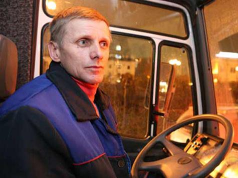 Водитель автобуса принял смерть от железного коня