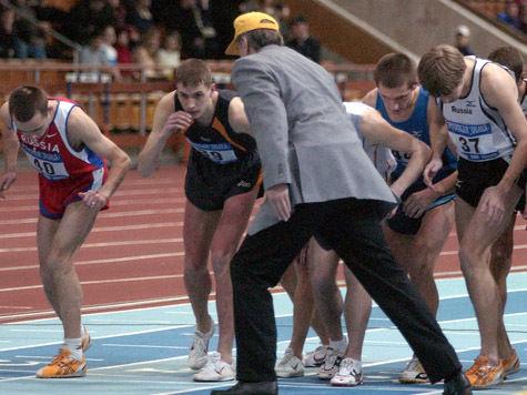 За 8 дней до старта мирового первенства по легкой атлетике врио столичного мэра провел в пресс-центре Большой...