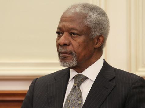 План Аннана провалился