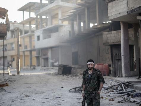 Война в Сирии как передел рынка газа