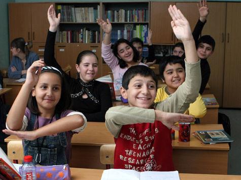 Школа для мигрантов