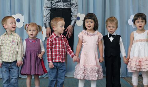 Политиков не пустят в детские сады