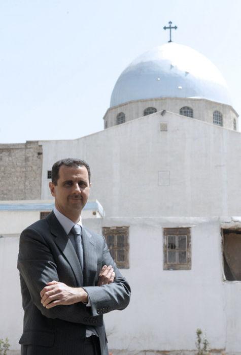 Асада пытаются скомпрометировать в глазах ООН?