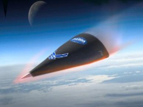 Америка испытала самолет, способный за час атаковать любую точку планеты. ВИДЕО