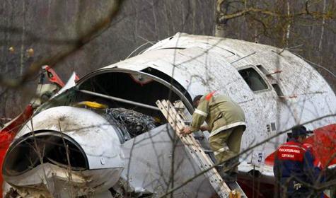 Россия и Польша вспоминают жертв крушения Ту-154