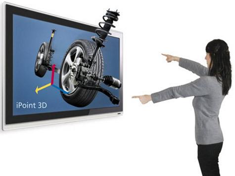 Русские физики изобрели 3D-дисплей, который подстраивается под зрителя
