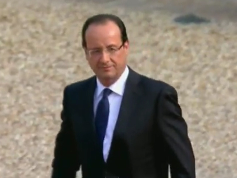 Франция не исключает интервенции в Сирию