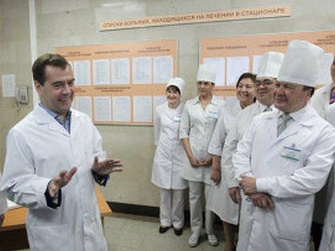 Муфтии сравнили Медведева с султаном