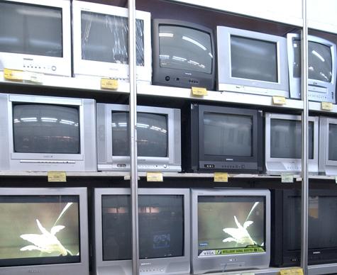 Российское ноу-хау: общественное ТВ за счет государства