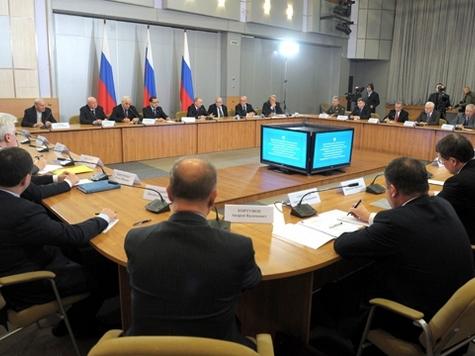Путин не хочет разоружаться
