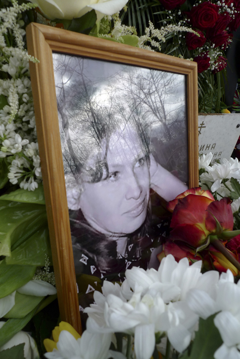 За похоронами Ирины следили «глаза Пороховщикова»