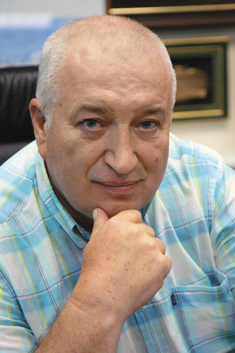 Владимир Синицын: «Ныряйте в снукер — не пожалеете!»