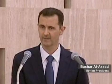Госсекретарь Керри поставил Асаду условие: отдать химический арсенал