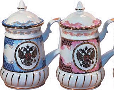 Сотрудники Кремля будут злоупотреблять чаем красиво