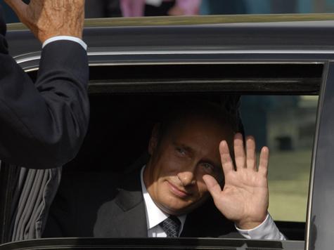 ГИБДД не узнало машину Путина
