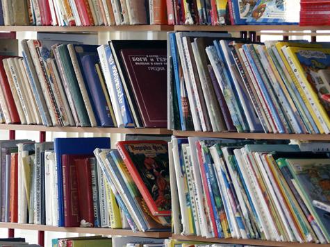 Книги будут прятать в дупле