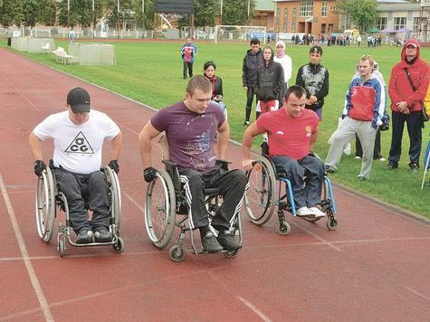 В спорте инвалидов не бывает