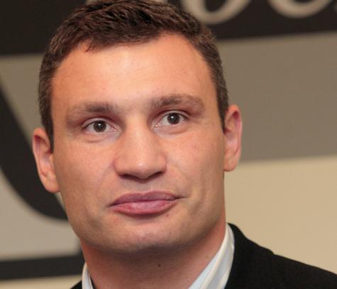 Виталий Кличко — «МК»: подбородок у Мормека крепкий