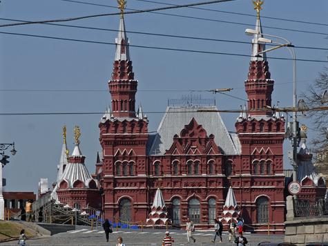 Москва официально станет «большой деревней»