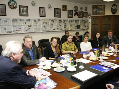 Молодые американские журналисты поработают в российских СМИ