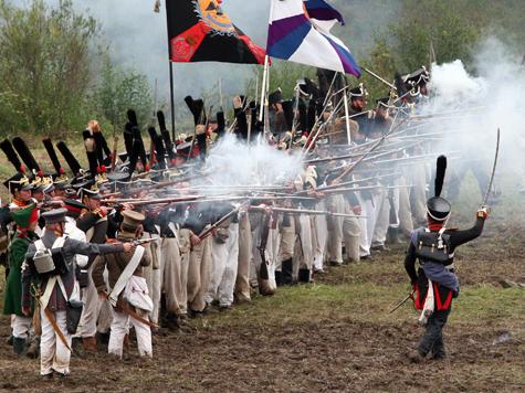 Французов загонят за Можай