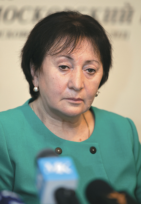 Джиоева станет президентом?