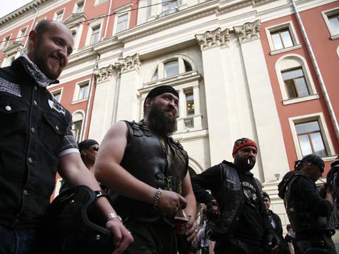 Байкеры подали петицию в мэрию Москвы