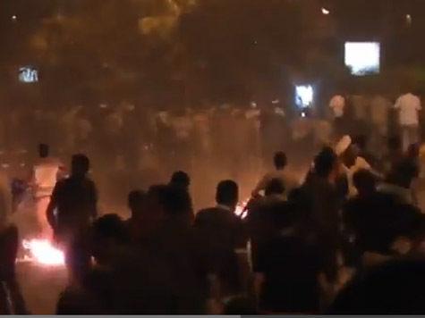 Египет снова в крови: в столкновениях в Каире погибли десятки людей