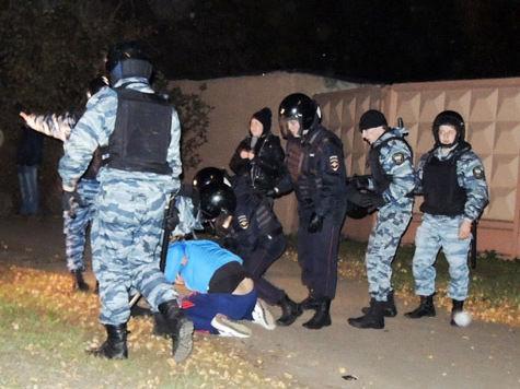 Жители Бирюлево: