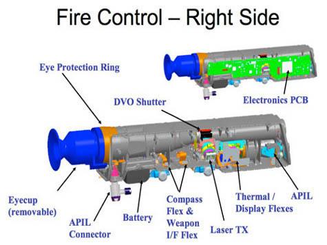 Армия США провела успешное испытание революционного гранатомёта-компьютера