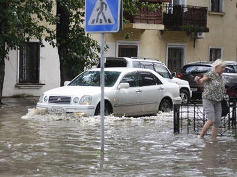 Власти оценили ущерб от паводка на Дальнем Востоке в 30 млрд рублей